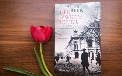 Alex Beer: Der Zweite Reiter