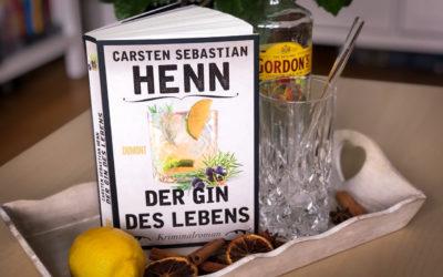 Carsten Sebastian Henn: Der Gin des Lebens
