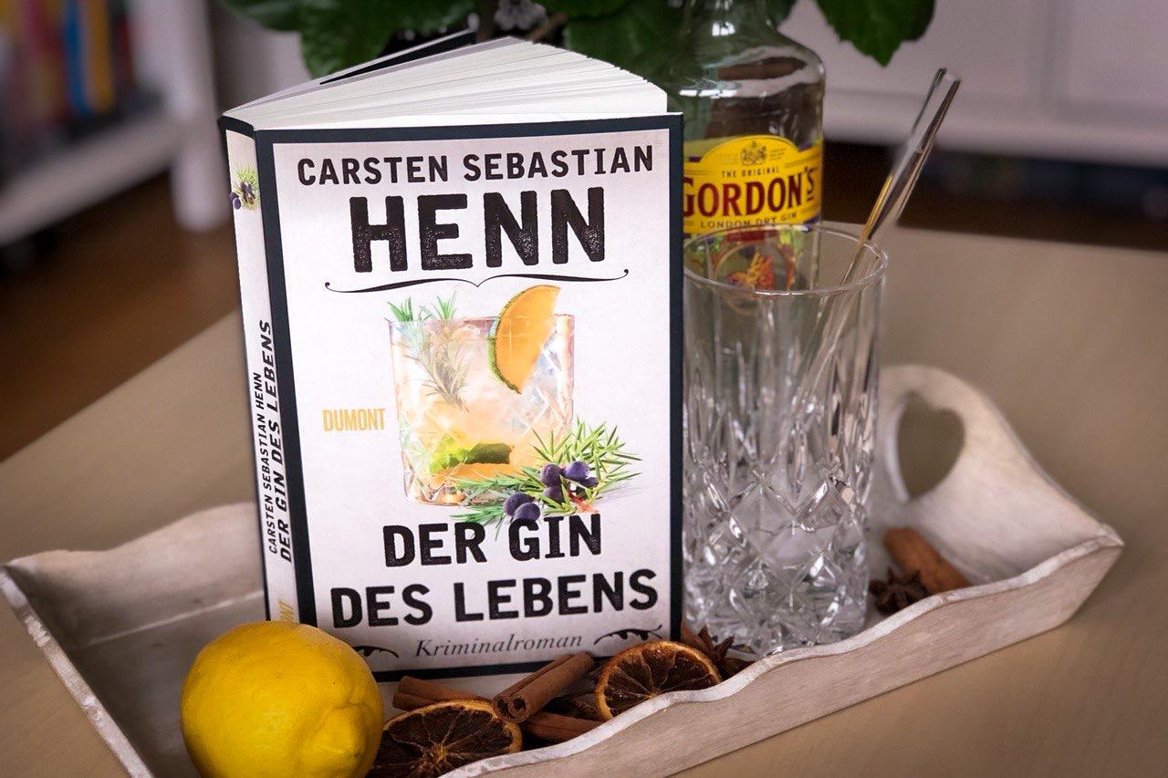 Der Gin des Lebens Carsten Sebastian Henn