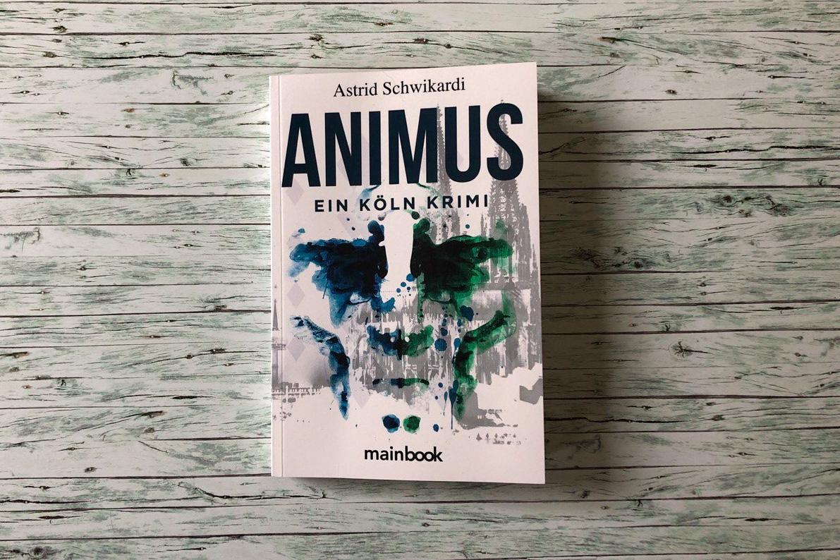 Astrid Schwikardi Animus Titel
