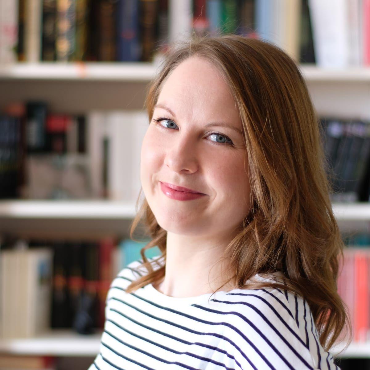 Anne vom Buchblog Von Buch zu Buch