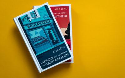 Alex Lépic: Lacroix und der Bäcker von Saint-Germain