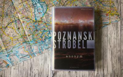 Ursula Poznanski, Arno Strobel: Anonym