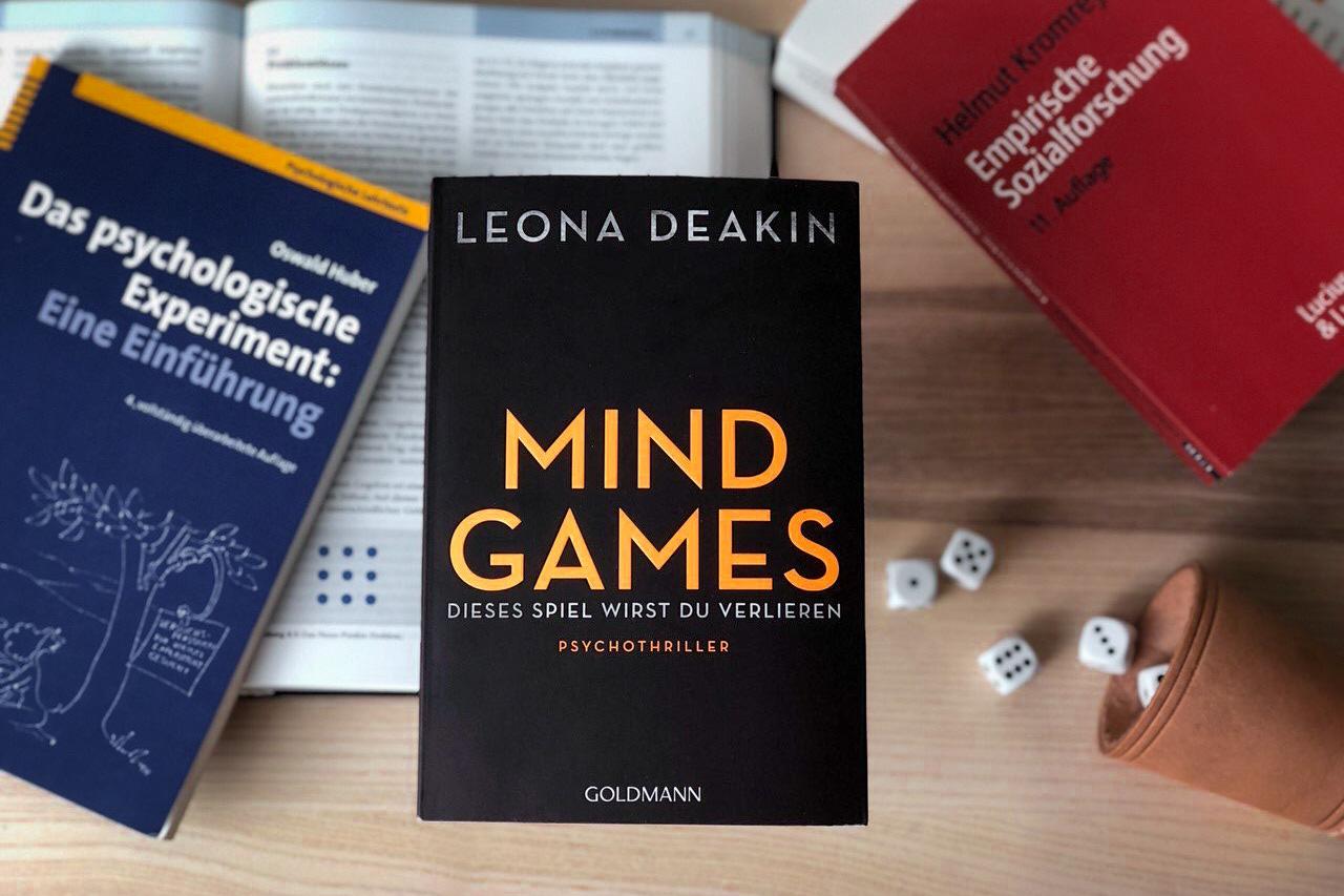 Leona Deakin Mind Games Titel