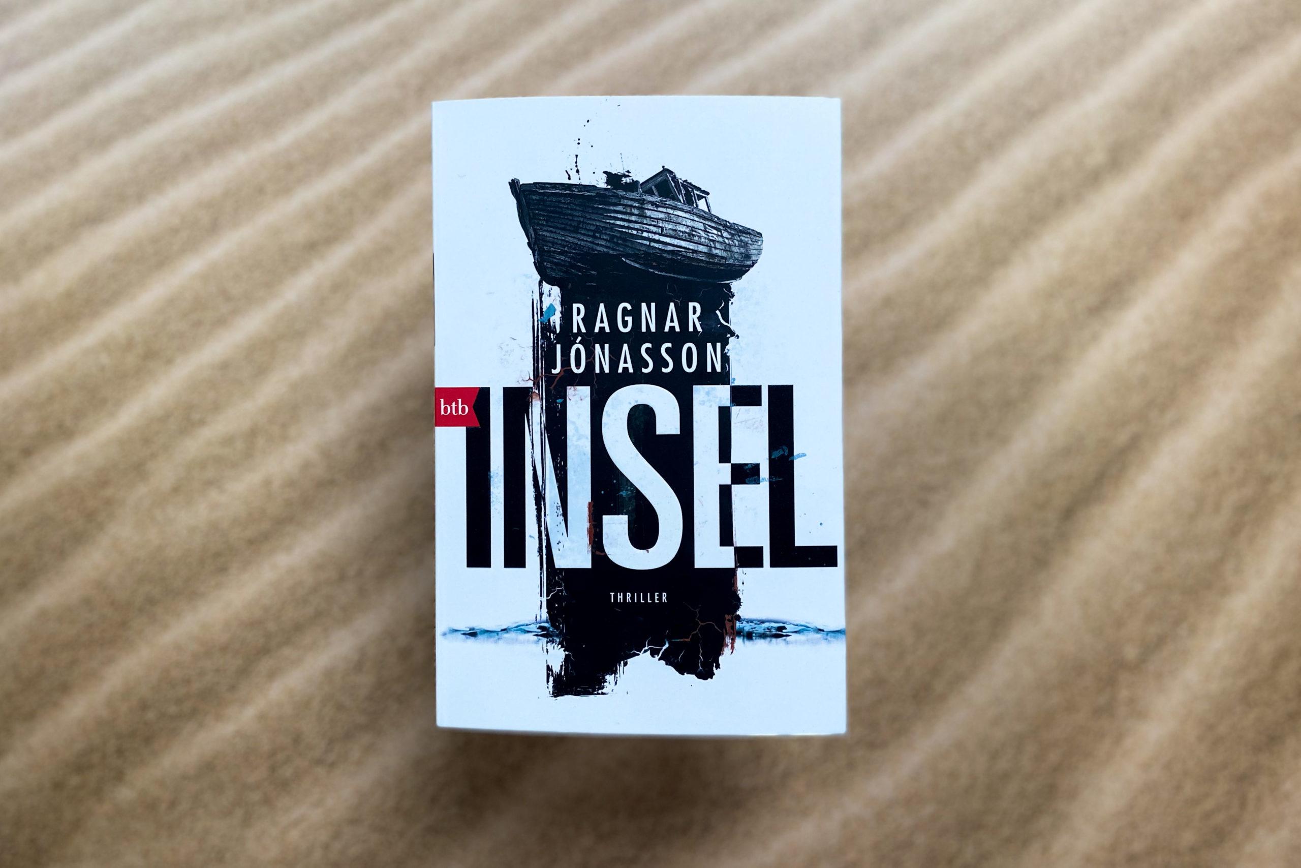 Ragnar Jónasson INSEL Titel