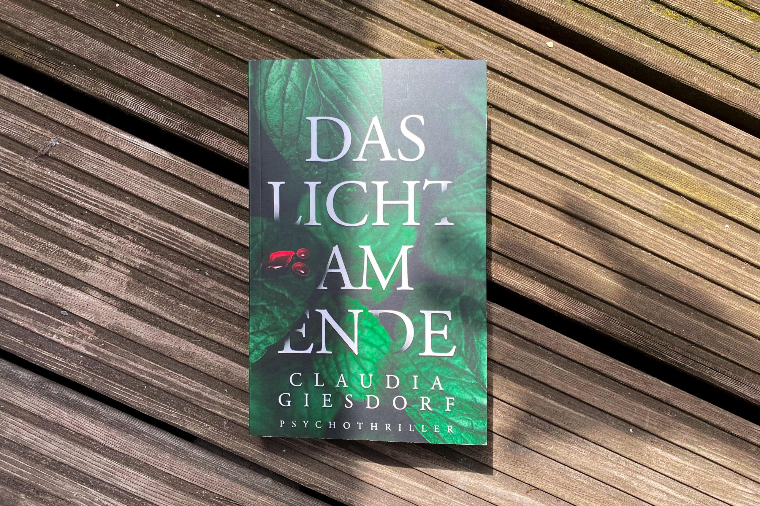 Claudia Giesdorf Das Licht am Ende Titel