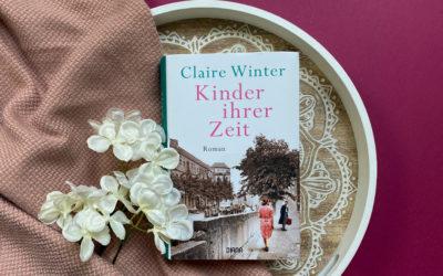 Claire Winter: Kinder ihrer Zeit