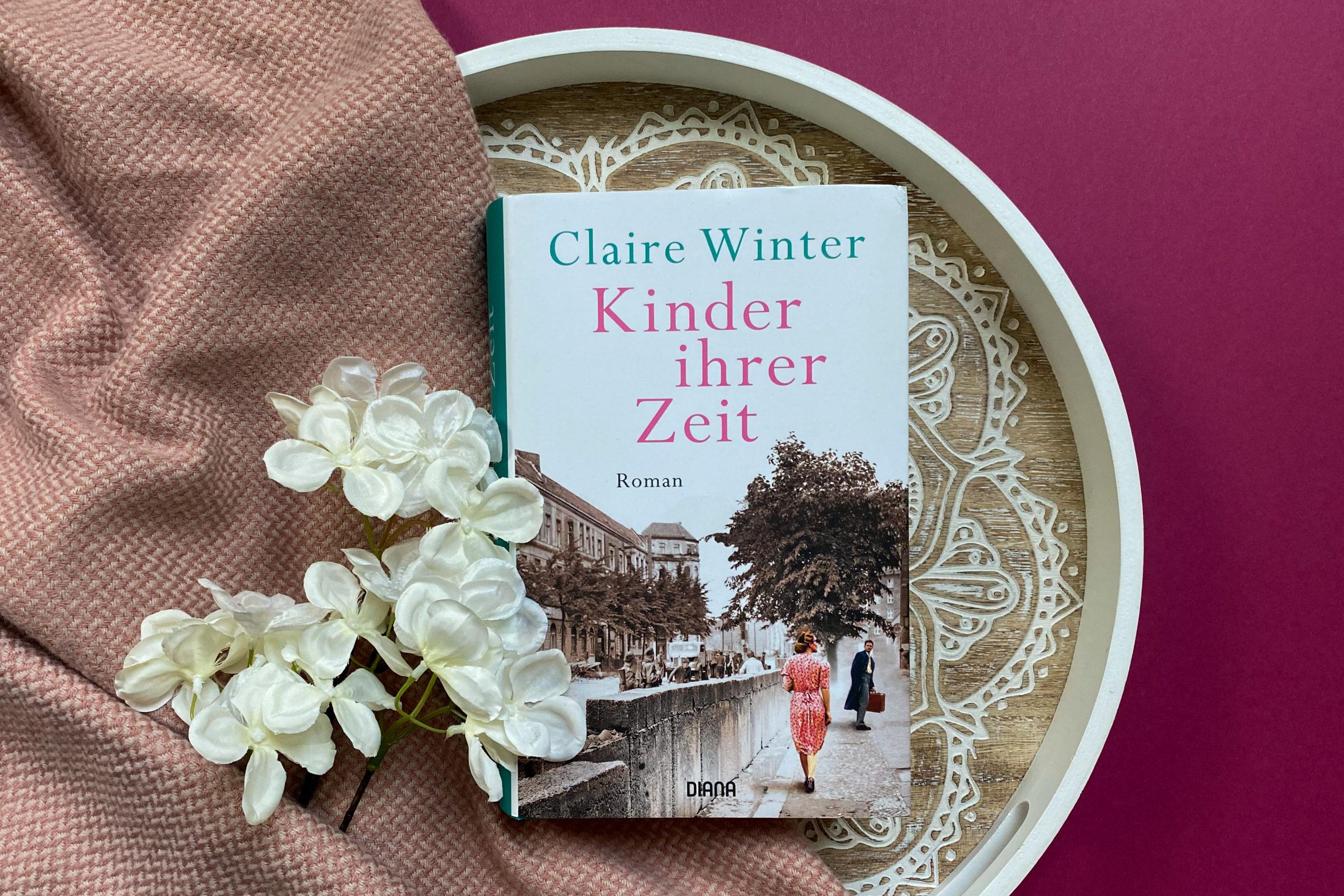Claire Winter Kinder ihrer Zeit