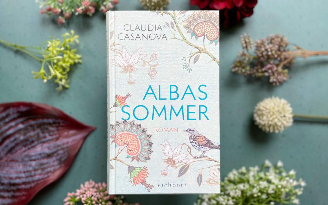 Claudia Casanova: Albas Sommer