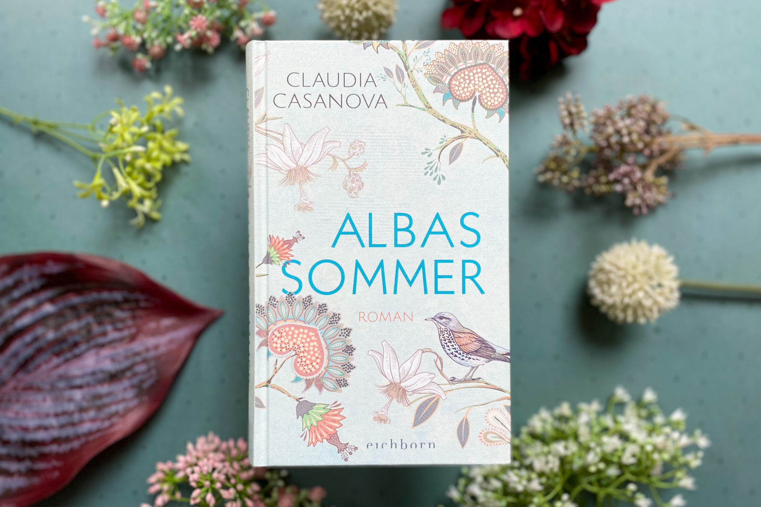 Claudia Casanova Albas Sommer Spanien Botanik Pflanzen