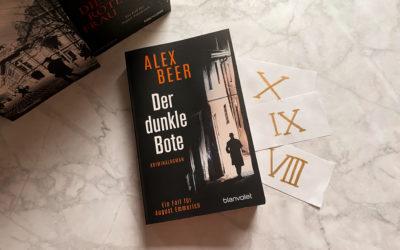 Alex Beer: Der dunkle Bote