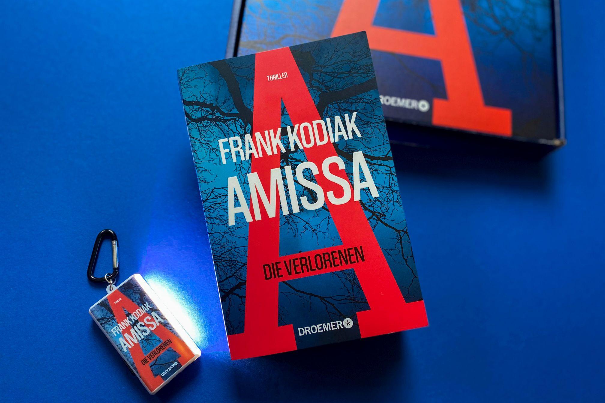 Frank Kodiak Amissa Thriller
