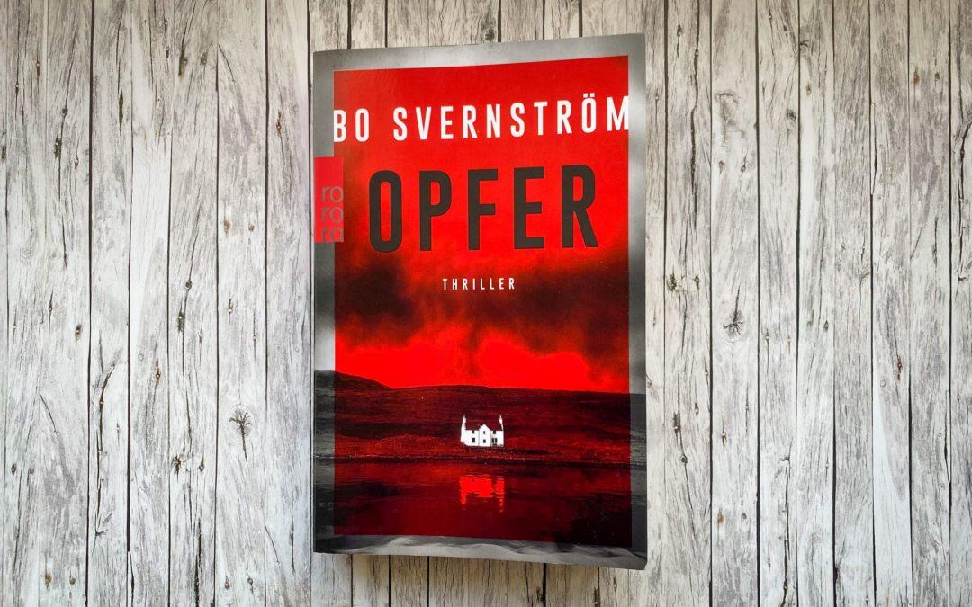 Bo Svernström: Opfer