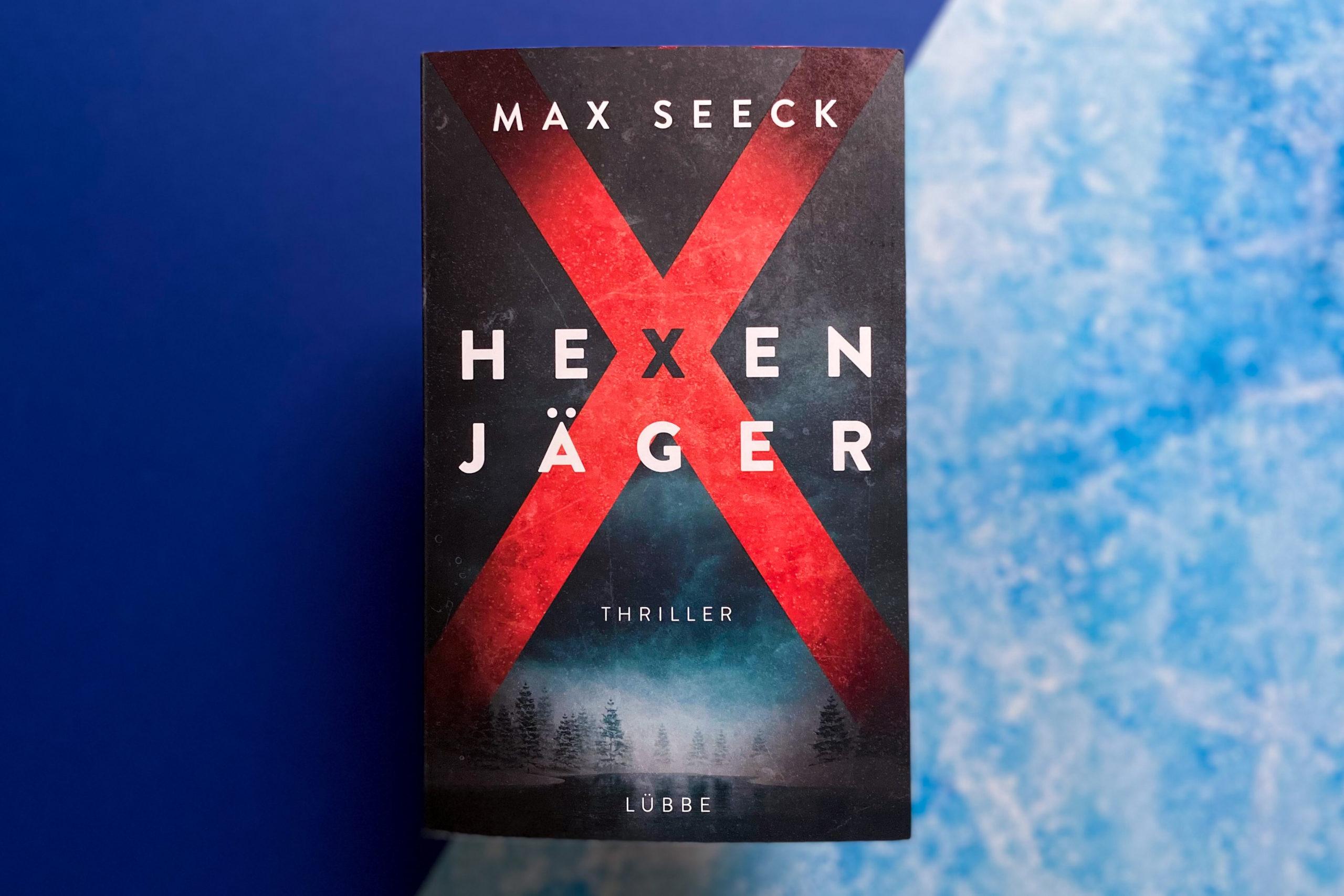 Max Seeck Hexenjäger Thriller Finnland
