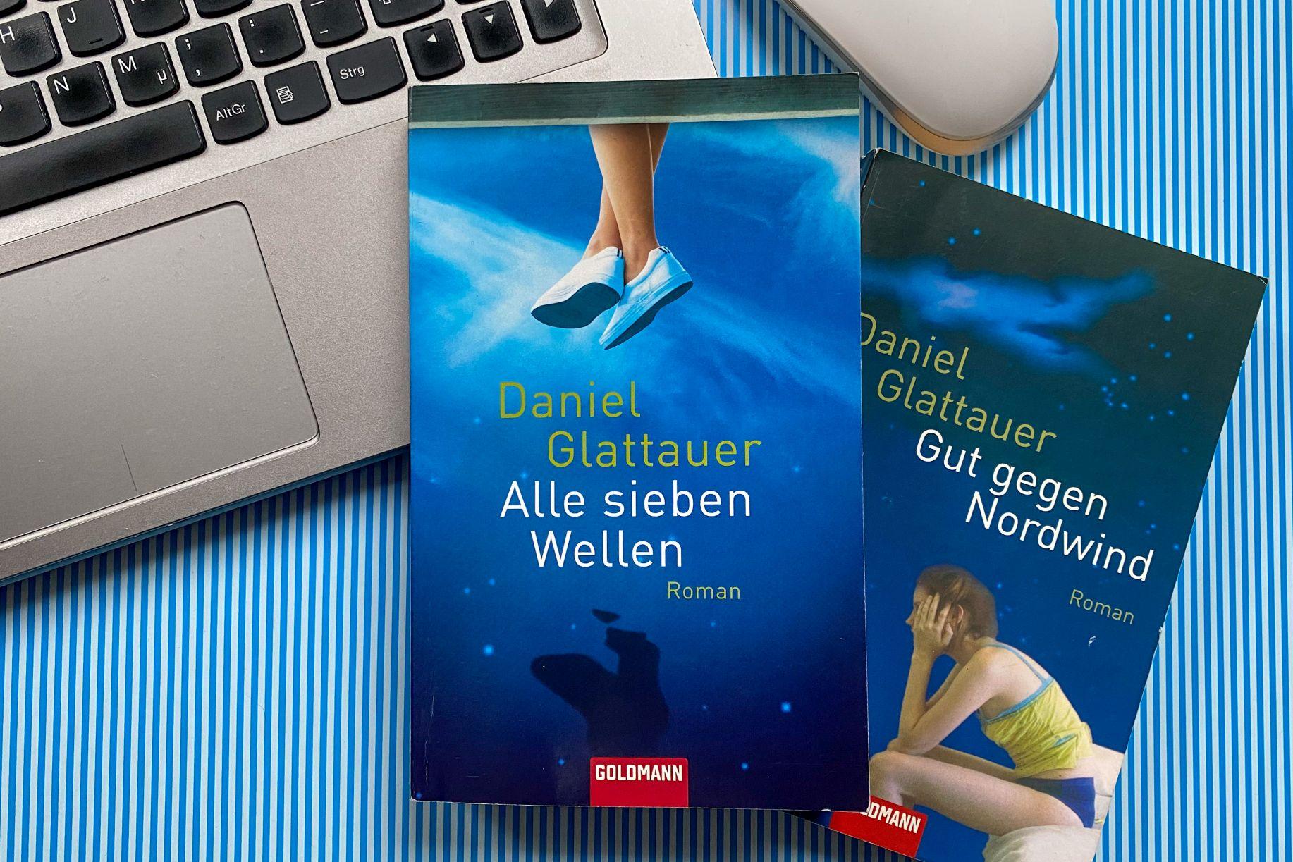 Daniel Glattauer Alle sieben Wellen Wien Österreich Liebesroman