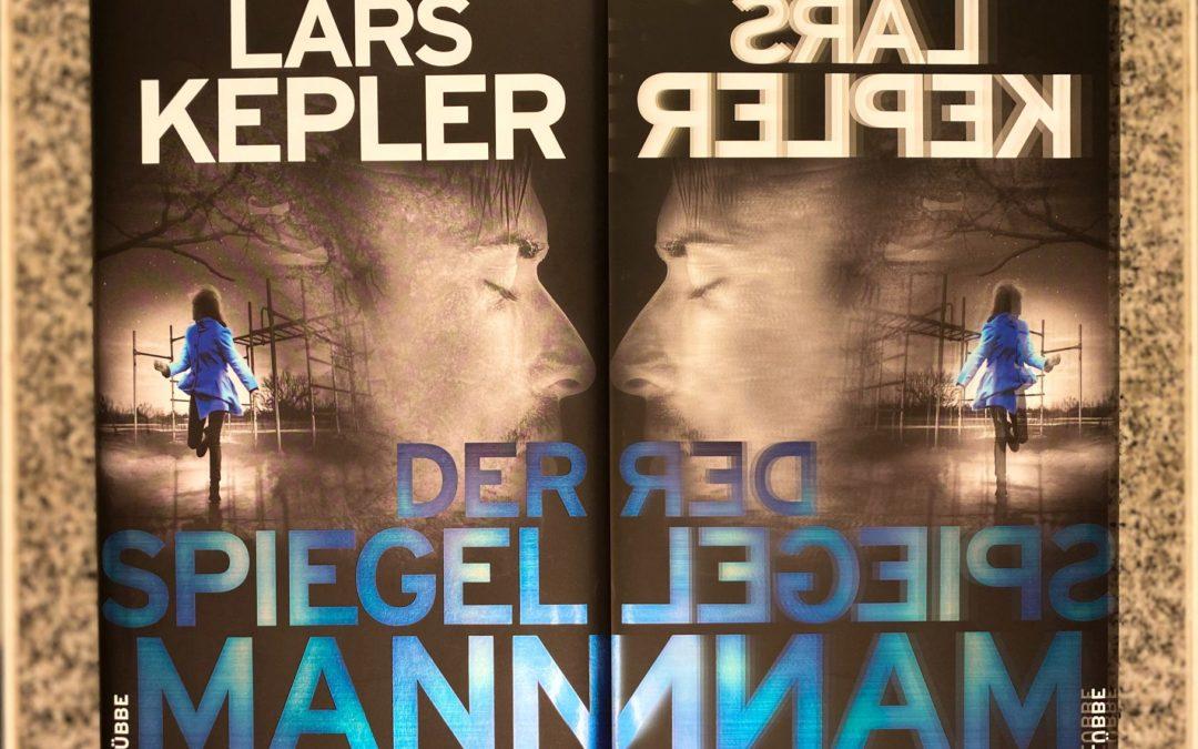 Lars Kepler: Der Spiegelmann