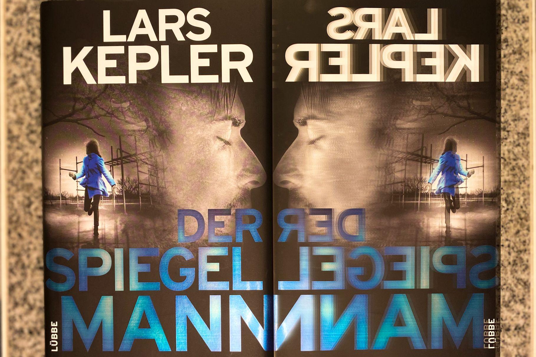 Lars Kepler Der Spiegelmann Thriller Stockholm Schweden