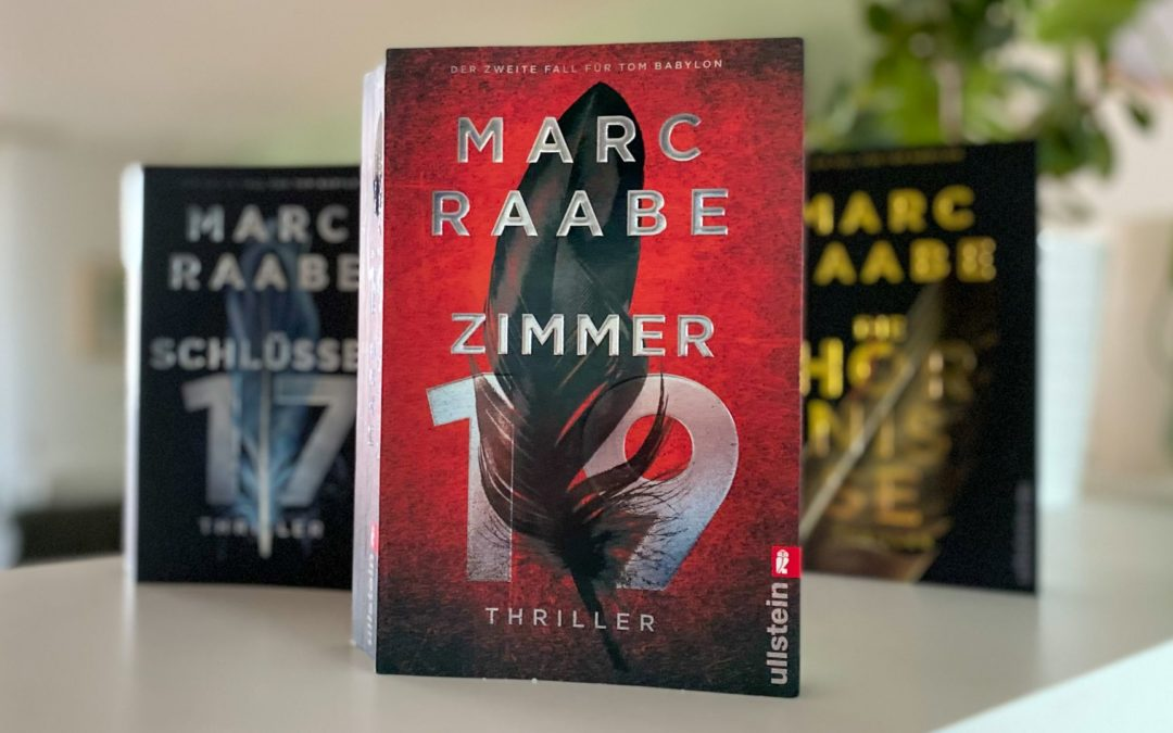 Marc Raabe: Zimmer 19
