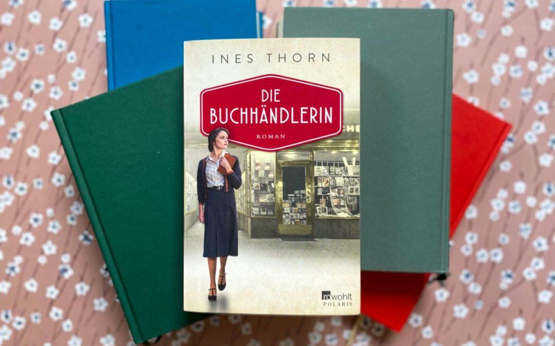 Ines Thorn: Die Buchhändlerin