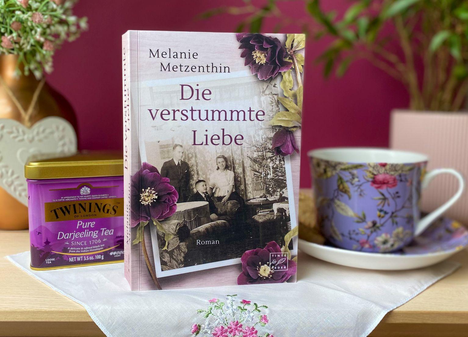 Die verstummte Liebe Melanie Metzenthin Tinte und Feder Die Stimmlosen Im Lautlosen