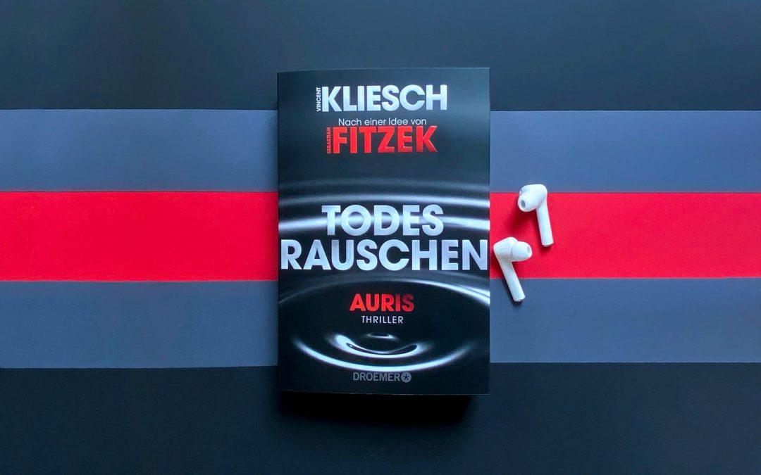 Vincent Kliesch: Todesrauschen (Auris 3)