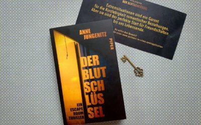 Anne Jungenitz: Der Blutschlüssel