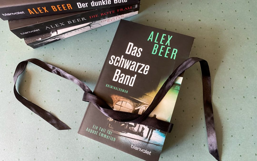 Alex Beer: Das schwarze Band