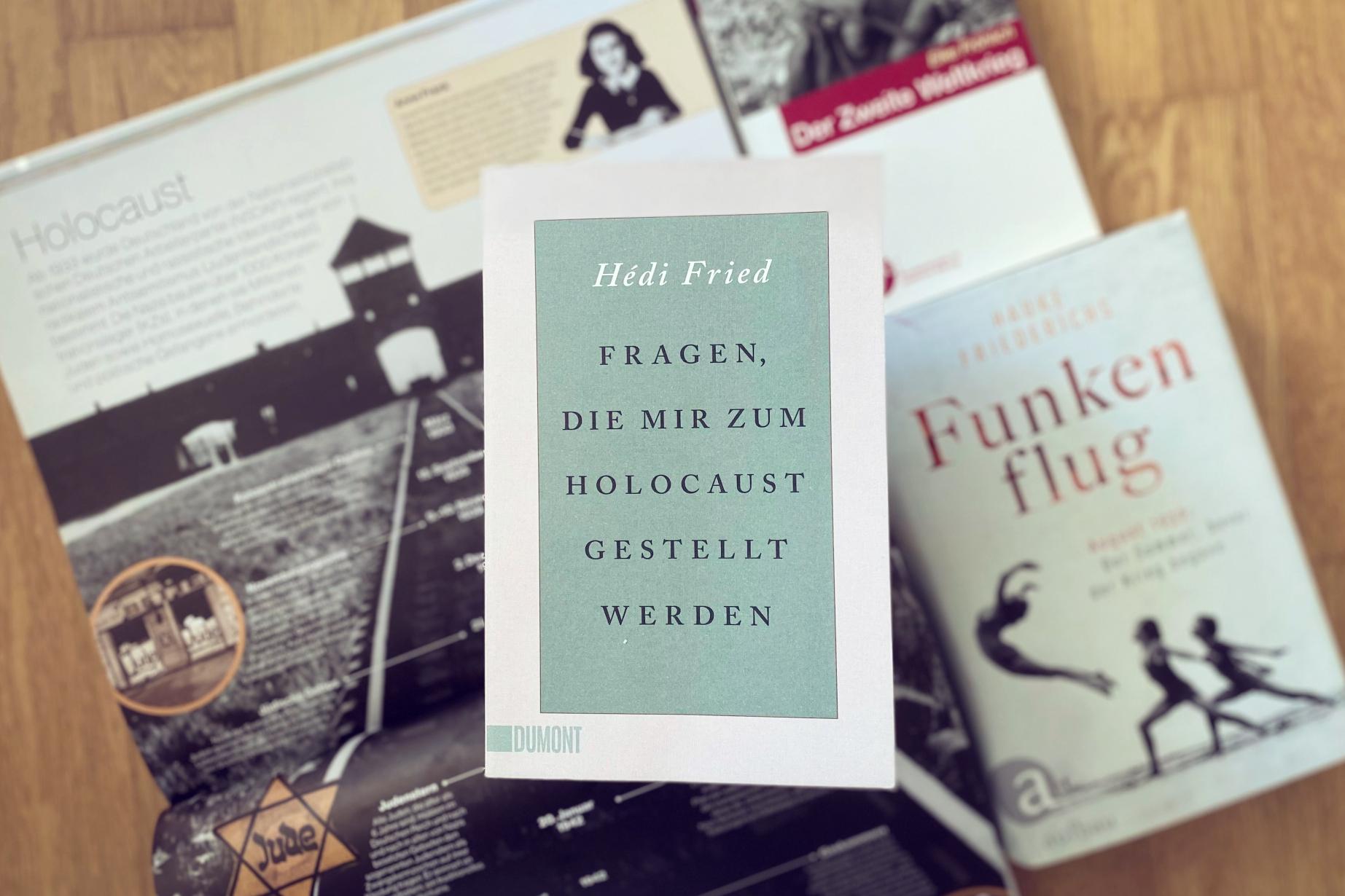 Hédi Fried Hedi Fragen die mir zum Holocaust gestellt werden Auschwitz KZ Vernichtungslager Bergen-Belsen