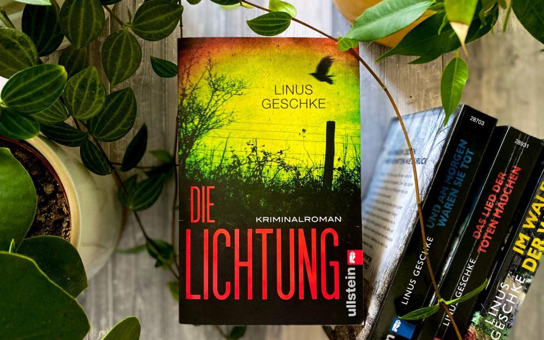 Linus Geschke: Die Lichtung