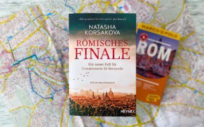 Natasha Korsakova: Römisches Finale