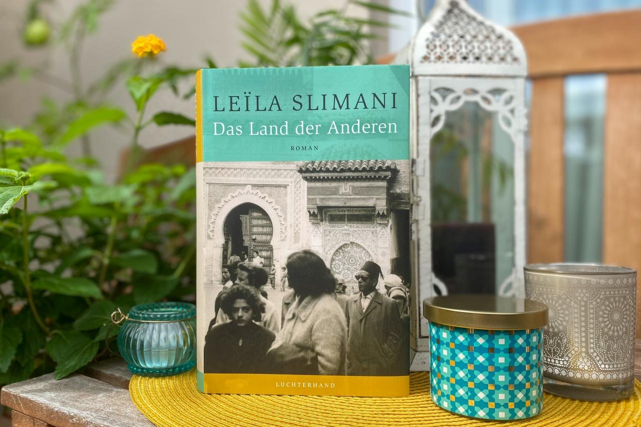 Leila Slimani Das Land der Anderen Marokko Luchterhand Frankreich