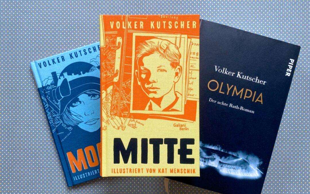 Volker Kutscher/Kat Menschik: Mitte